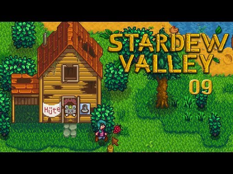 Save STARDEW VALLEY • #09 - Hutmaus und Pizza | Let's Play Images