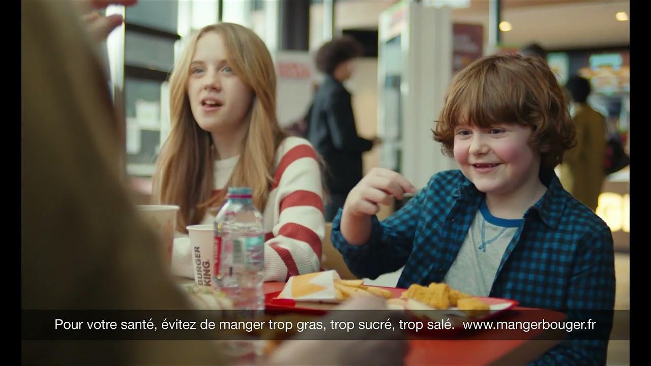 Musique de la pub   Burger King Junior 2021