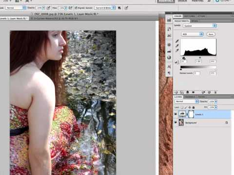 Basics of Using Adjustment Layers In Photoshop