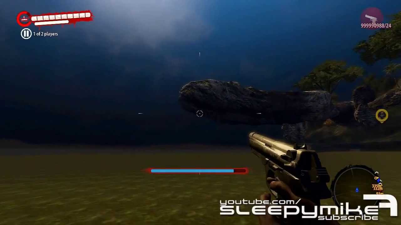 Dead Island Riptide Out Of Map Glitch Henderson Youtube