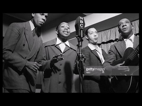 The Ink Spots, I Understand