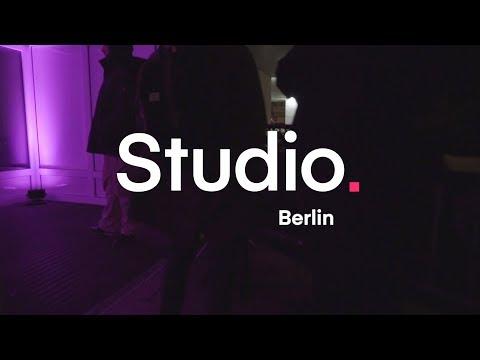 InVision Studio Demo + Drinks: Berlin