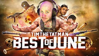 TIMTHETATMAN FUNNIEST/BEST MOMENTS OF JUNE!