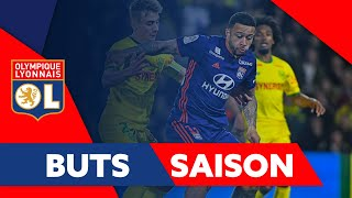 Tous les buts de la saison 2018/19   Olympique Lyonnais