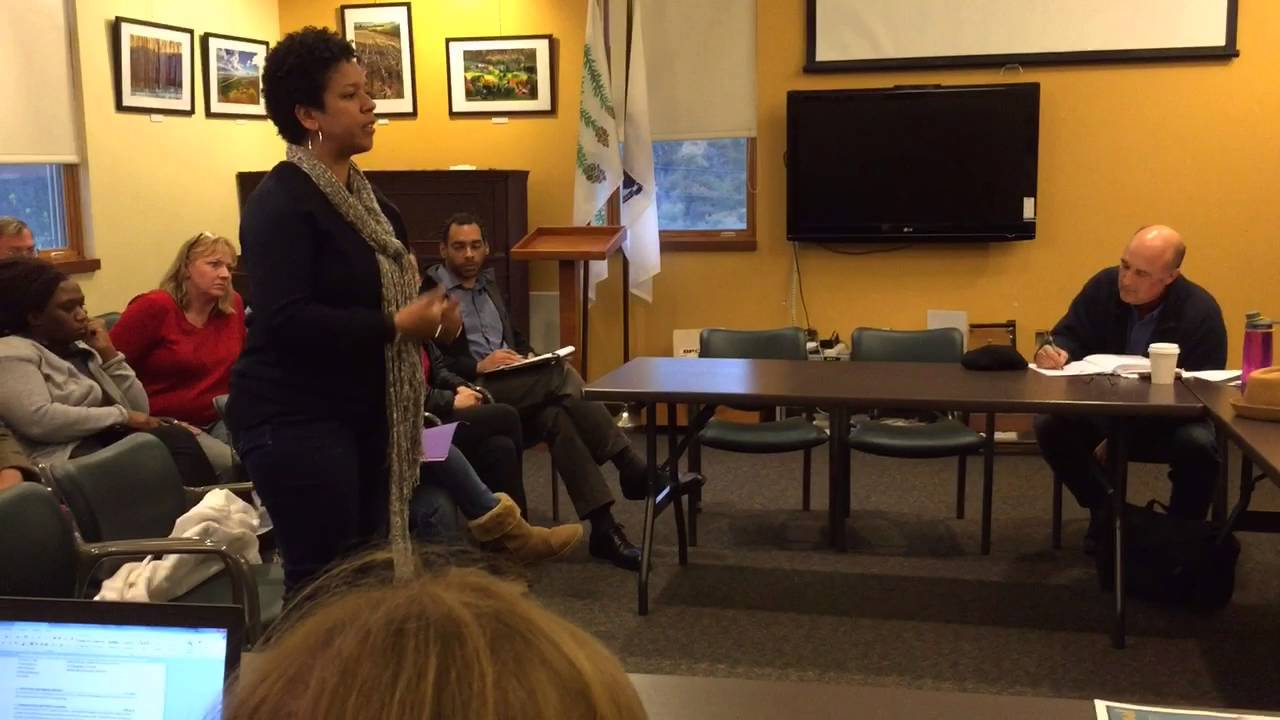 Whitney Battle-Baptiste talks about issues at Pelham Elementary ...