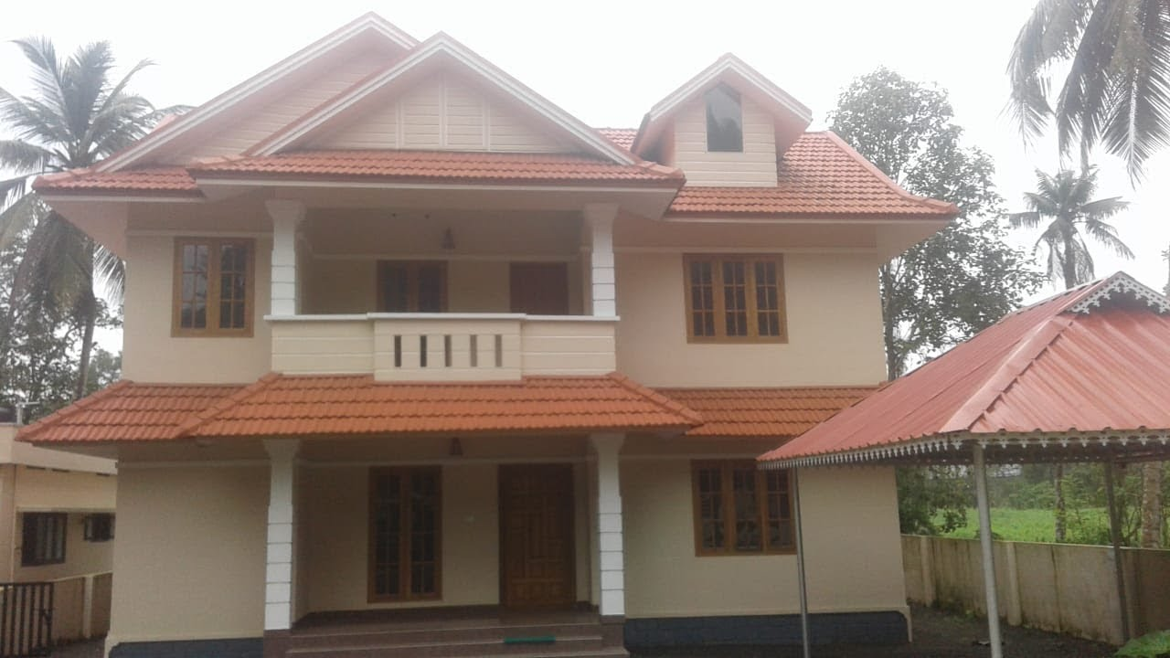 Kerala Home Design 8 House Plan Elevation House