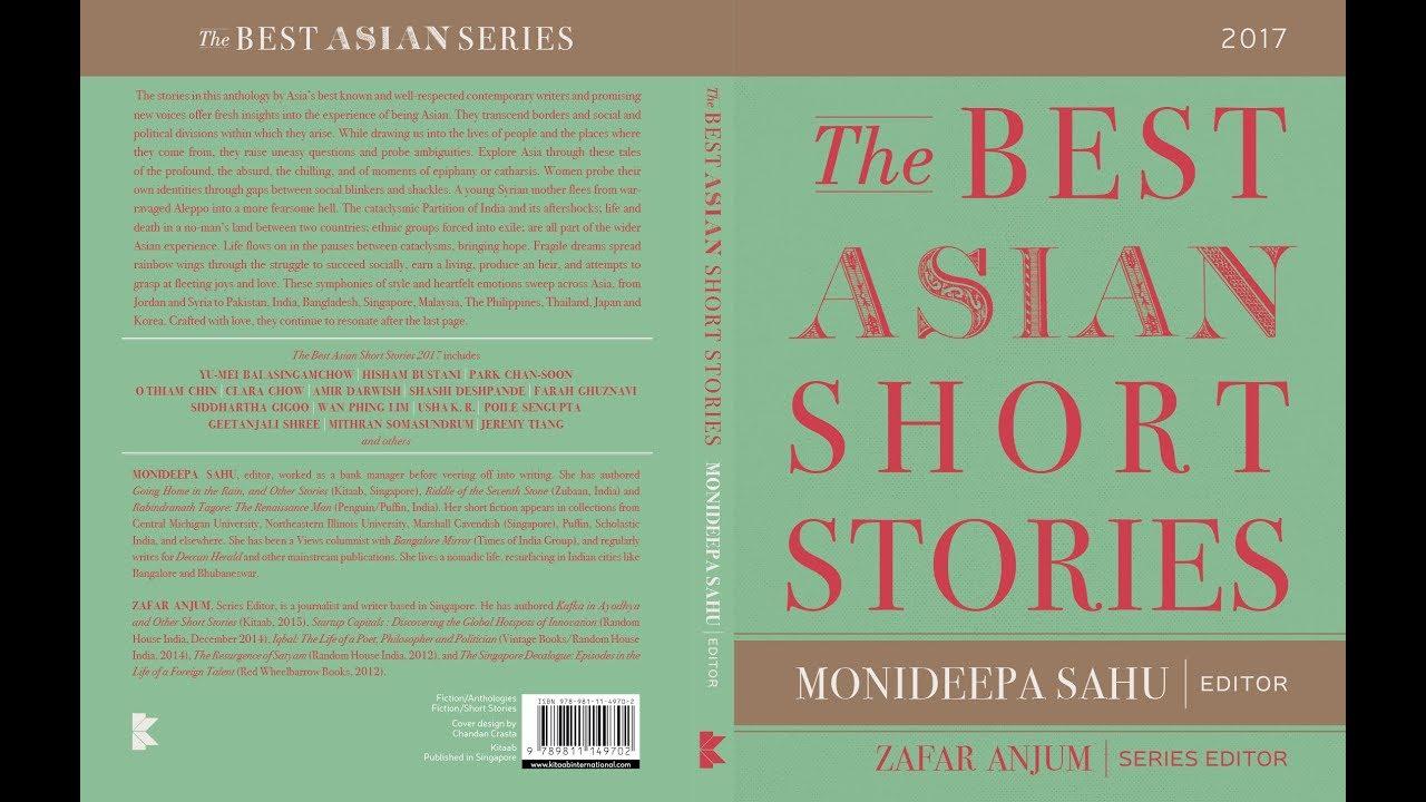 The Best Asian Short Stories 2017 - YouTube