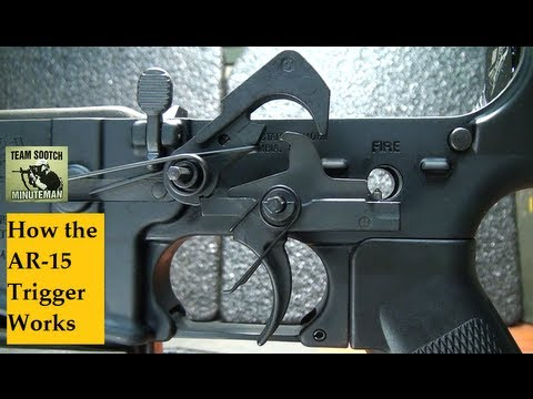 How the AR-15 Trigger Works