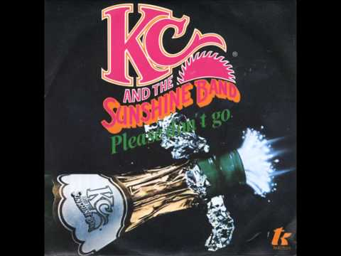 """""""Please Don't Go""""KC and the Sunshine Band 1979 HQ"""