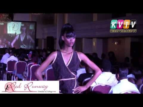 RED RUNWAY 2012. Trinidad & Tobago's biggest fashion event - Cascadia, St Annes