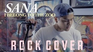 sana - i belong to the zoo (rock cover by the ultimate heroes)