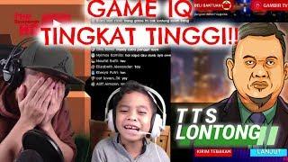 GAME TTS CAK LONTONG TREND 2017 - IQ TINGKAT TINGGI!