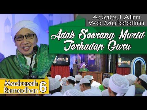 Madrasah Ramadhan Bersama Buya Yahya   06 Ramadhan 1439 H / 22 Mei 2018