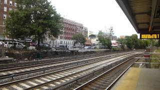 Monday Afternoon/Early Evening PM Rush Hour Railfanning 09/16/2013