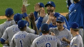 Pulse of the Postseason: Tribe and Royals gain ground