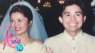Kris TV: Donna's married life