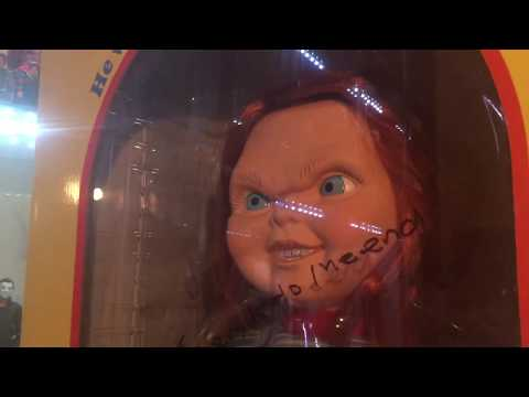 Medicom Life Size 1:1 Scale Chucky Doll Child's Play 2