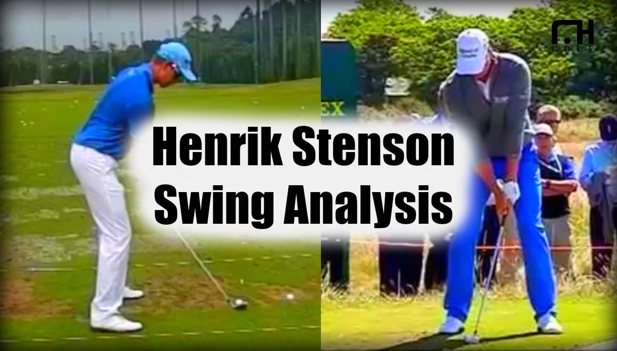 Henrik Stenson Swing Analysis
