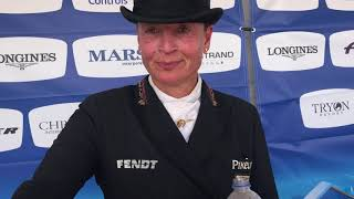 Isabell Werth - FEI World Equestrian Games Tryon 2018 Dressage