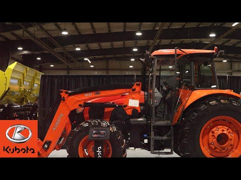 Kubota - Agri-Trade 2018 - YouTube
