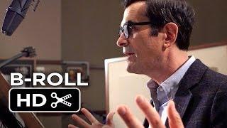 Mr. Peabody & Sherman B-ROLL (2014) - Ty Burrell Animated Movie HD