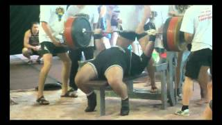 Vladimir Maximov 360 kg GOOd lift