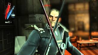 Dishonored - Low Chaos Havelock Fight