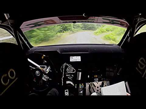 #TeamHippo at the Nicky Grist Stages 2016 - Hippo Rally Team