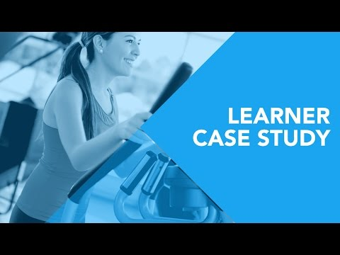 CMS Fitness Courses | Learner Case Study | Lisa Revitt