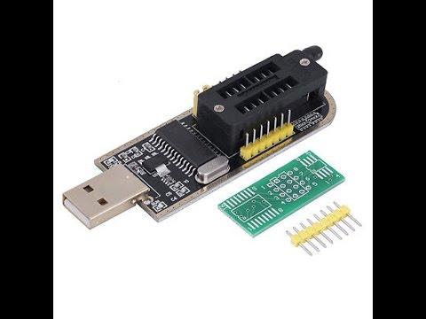 Универсальный программатор чипов