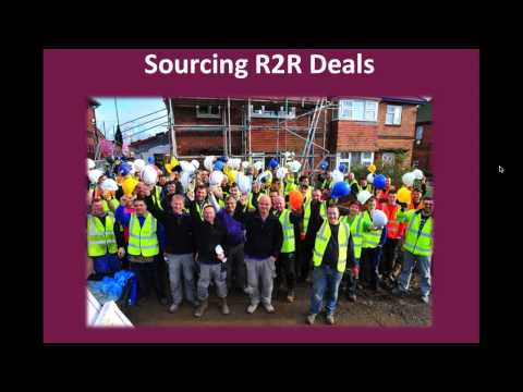 How To Find Rent 2 Rent Deals - Especially In London - Webinar