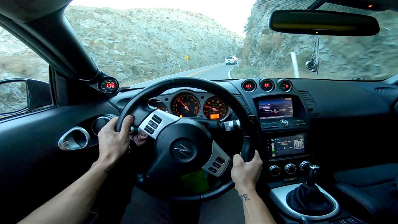 Nissan 350z Street Drift & Amazing Sound Compilation
