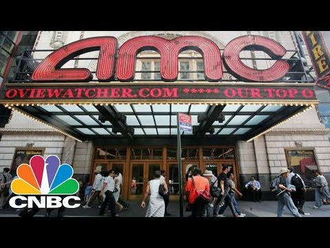 AMC CEO: Netflix And Amazon Don't Scare Me | Squawk Box | CNBC