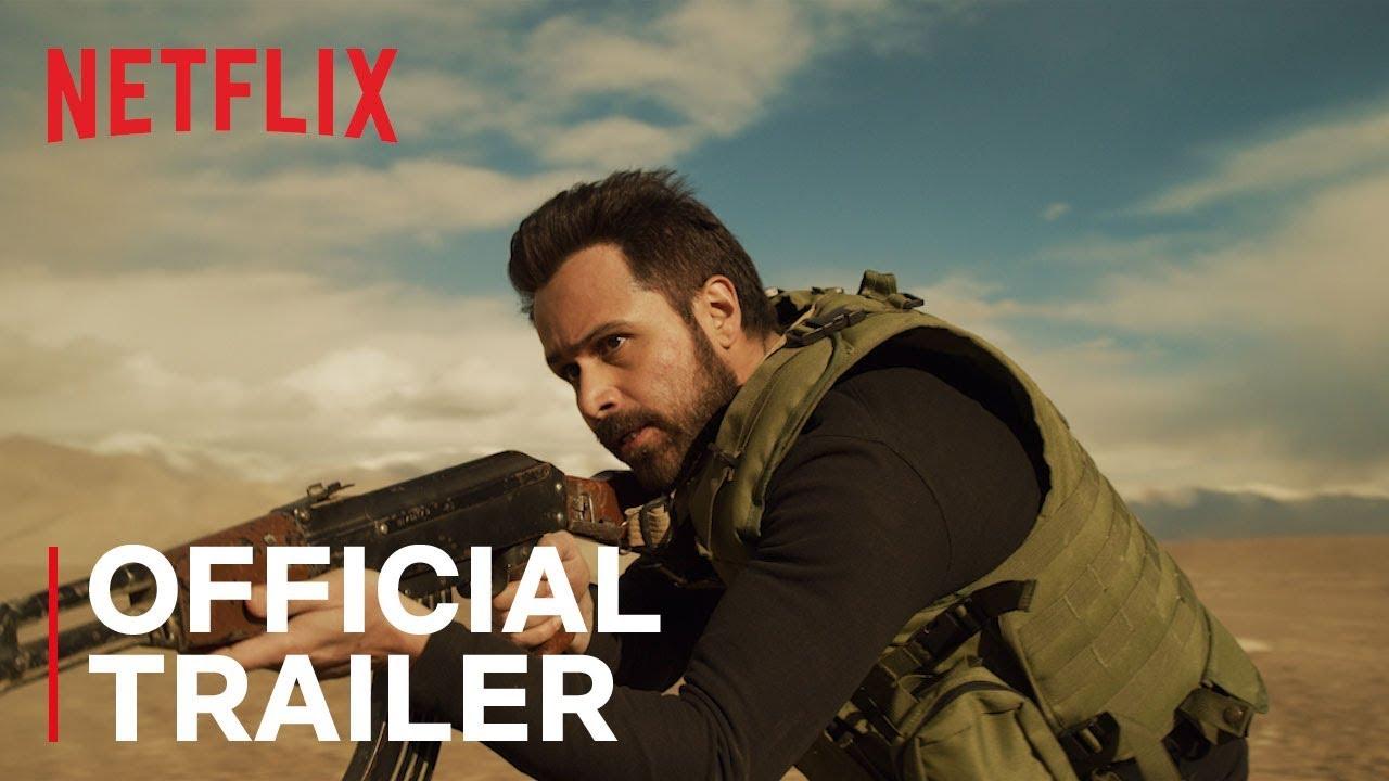 Bard of Blood   Official Trailer   Netflix