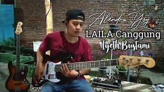 Laila canggung . Fender jazbass 5 string Bass cover