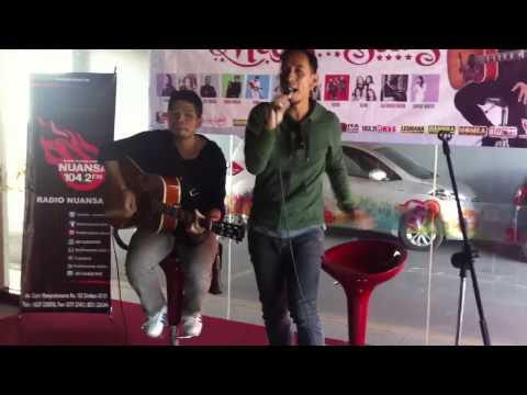 Seperti Yang Kau Minta (live in Cirebon) - Pongki Barata feat Baim