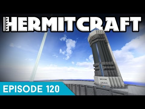 Hermitcraft IV 120 | THE FIRST TOWER | A Minecraft Let's Play