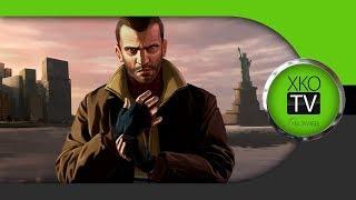 GTA IV | CZSK | Xbox One X | Retro Gameplay