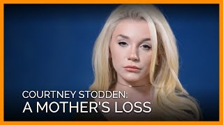 Courtney Stodden Gets Emotional Talking About a Mother's Loss