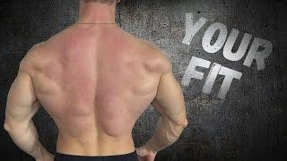 Упражнения для спины. Программа тренировок.