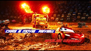 Cars 3 movie review  also spoiler warning