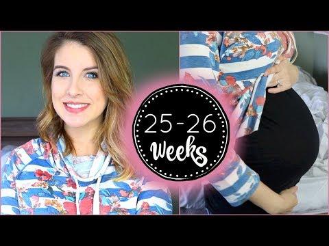 25-26-week-pregnancy-update- -glucose-test-&-birth-plans
