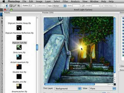 Buy OEM Knoll Light Factory for Photoshop 3