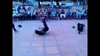 Baile Break Dance Por Jovenes de Valencia Venezuela