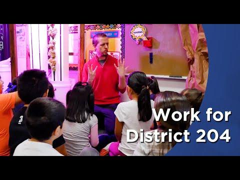 Work for Indian Prairie School District