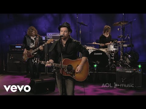 David Cook - Lie (Sessions @ AOL 2008)