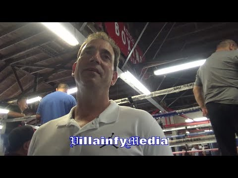 GENNADY GOLOVKIN PROMOTER ADDRESSES CANELO & TEAM ACCUSING THEM OF OVER PROTESTING