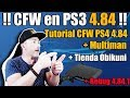How to Update CFW on a Jailbroken PS3 - YouTube
