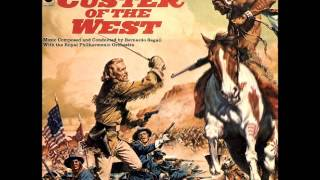 custer of the West - Bernardo Segall - Custer's March