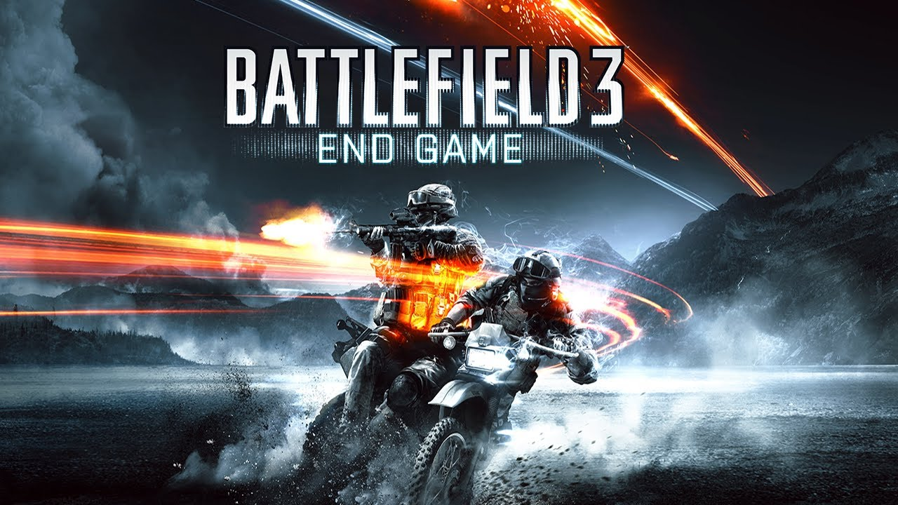 Battlefield 3: End Game Capture the Flag Gameplay Premiere ...